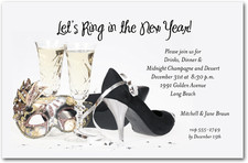 New years eve invitations new years invitations champagne revelry stopboris Image collections