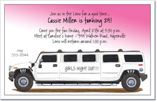 Sunset Hummer Limo