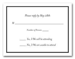 Rsvp Etiquette What The Heck Does Rsvp Mean