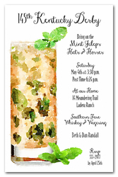 Tall Mint Julep