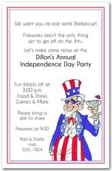 memorial day party invitations patriotic memorial day invitations