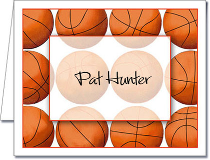 Note Cards: Score Basketball