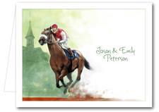 Note Cards: Front Runner