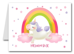 Note Cards: Magic Pony