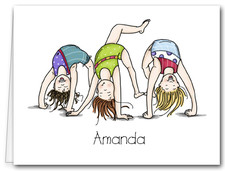 Note Cards: Back Bends