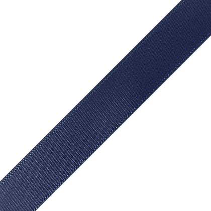 "5/8"" x 24"" Navy Ribbons"