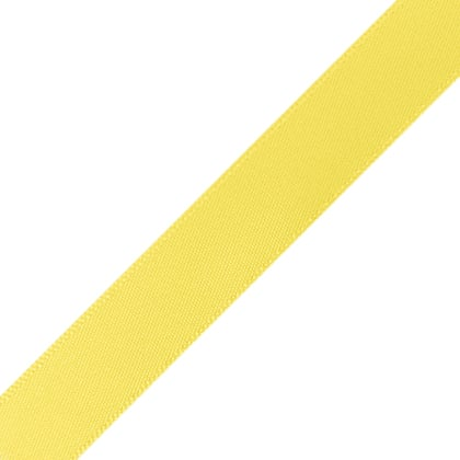 "5/8"" x 10"" Lemon Ribbon"