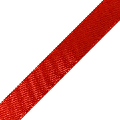 "5/8"" x 36"" Red Ribbon"
