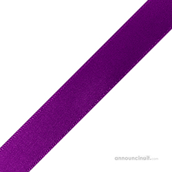 "1/4"" x 12"" Purple Haze Ribbons Pre-Cut"