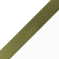 "Pre-Cut 5/8"" x 36"" Sage Green Ribbons"