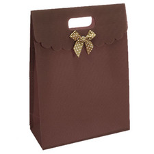 Coffee Tab Top Favor Box Bag